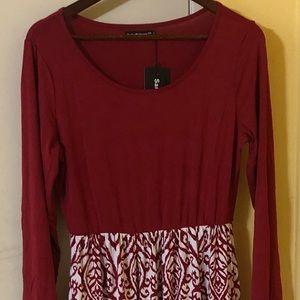 Sarin Matthews Maxi Dress